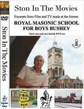 "Royal Connaught Park Bushey  or Royal Masonic School  ""Ston In The Movies""  DVD"