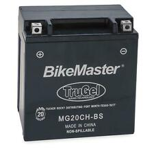 BIKEMASTER TRUGEL BATTERIES FOR STREET MG20CH-BS