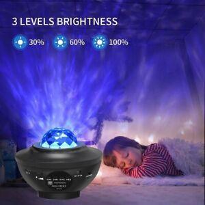 Galaxy Night Light For Sky Projector Star Moon Children Kids Bedroom Decor