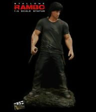 """Rambo 4 Hollywood Collectibles 12"""" Statue"""