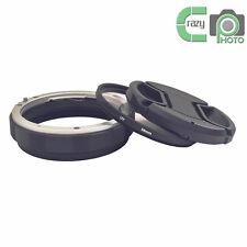 Sony AF Metal Rear Lens Reverse Protection Ring+58mm UV Filter+58mm Lens Cap