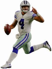 DAK PRESCOTT The Dallas Cowboys NFL Young QB - Action Pose Window Decal Sticker
