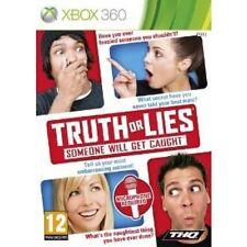 Truth or Lies (Xbox 360) tout neuf et scellé - rapide Envoi