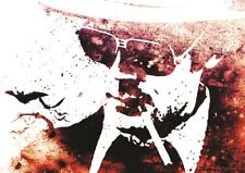 HUNTER S THOMPSON PRINT ART POSTER PICTURE A3 SIZE GZ1628