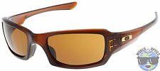 Oakley Fives Squares Sunglasses OO9238-07 Polished Rootbeer   Dark Bronze   BNIB