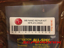 LG Main Board EEPROM (NAND Flash) Repair Kit for 47LV5500 (LG frozen on screen)