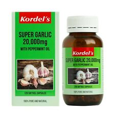 Kordel's Super Garlic 20000 mg 120's