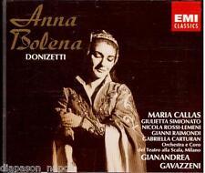 Donizetti Anna Bolena GA Callas Gavazzeni und Otms