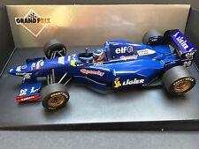 Minichamps - Olivier Panis - Ligier Mugen Honda - JS41 - 1996 - 1:18 - Rare
