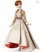 Disney Anna Frozen 2 Collector Doll Limited Edition 1 Of 1000 Saks Fifth Ave
