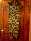Model 1941 U.S. Army Paratrooper Trousers, Camouflage, Medium-Long, Reproduction