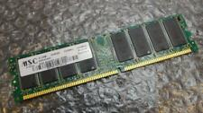 512 MB MSC 64Mx64 CL2.5-3-3 PC2700 333 MHz 184-Pin DDR1 NON-ECC memoria computer