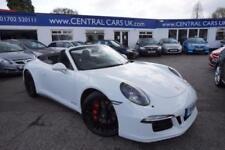 Porsche 911 Semi-Automatic Cars