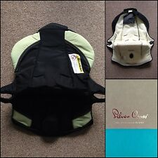 SILVER CROSS VENTURA CAR SEAT / MAIN SEAT COVER PISTACHIO TIDY USED BARGAIN!