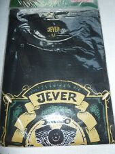 "Logo Jever Bier Biker T-Shirt /""Motiv 1 Customs/"" schwarz in XL m"