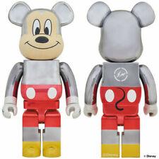 IN HAND Disney Medicom Be@rbrick Mickey Mouse 90th d23 Fragment Bearbrick 1000%