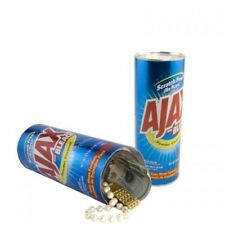 Decoy Ajax Bleach Can Safe Disguised Hidden Compartment for Money Jewelry Meds