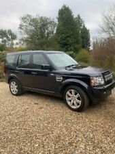 2011 Land Rover Discovery 4 3.0 SDV6 XS BLUE