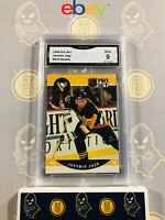 1990 Pro Set Jaromir Jagr #632 Rookie - 9 MINT GMA Graded NHL Hockey Card