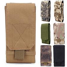 Universal Outdoor Taktische Molle Pouch Gürtel Tasche Case für Handy Smartphone