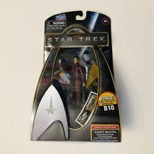 """CADET MCCOY Star Trek Galaxy Playmates 3.75"""" Action Figure 2009 MOC!!"""