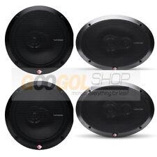 Rockford Fosgate 6.5in 6x9 in CAR Truck Front & Rear Door Speakers