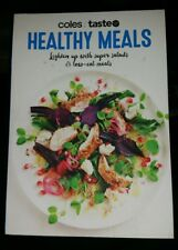 Coles Taste Healthy Meals Mini Cookbook