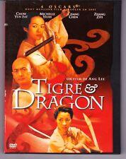 DVD *** TIGRE ET DRAGON *** neuf sous cello