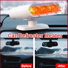Us 2in1 Car Truck Heater Cooling Fan Defroster Demister Defrost Air Purification