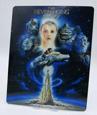 THE NEVERENDING STORY - Bluray Steelbook Magnet Cover (NOT LENTICULAR)