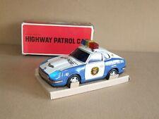 Masudaya / Modern Toys (Japan) Highway Patrol Police Car