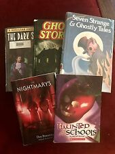 Lot Of Young Adult Ghost Stories & Horror Books