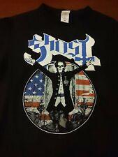 Ghost-Popestar Lightbringer-2016 Tour-Black T-shirt