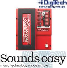 Digitech Whammy (5th Gen) Pitch Shifting Guitar Effects Pedal