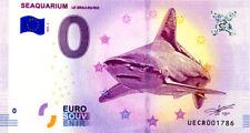 30 LE GRAU-DU-ROI Seaquarium 2, Requin, 2018, Billet 0 € Souvenir