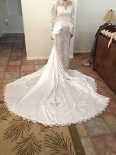 Antique Wedding Dress (incredible buy)must see