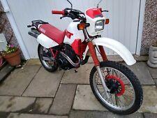 Yamaha XT350 Motorcycle