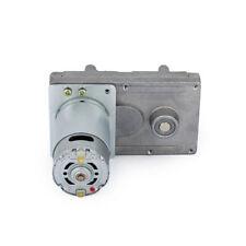 1pc Dc Gear Box Motor Speed Reducer High Torque D Shaped Shaft With 8mm Diameter