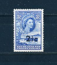 BECHUANALAND 1961 DEFINITIVES SG160 2½c (OPT)  MNH