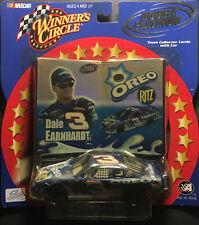 Winner's Circle 2002 Earnhardt Jr 1:43 Double Platinum Oreo Diecast Car NASCAR