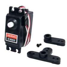 E3003 (02073) Plastic Servo (3KGS) Fit RC HSP 1:10 94105 94108 94122 94123 94188