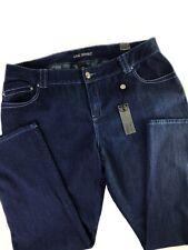 Lane Bryant Slim Jeans Dark Denim Size 24 Plus
