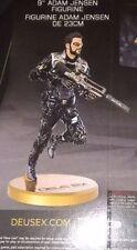 Deus Ex Mankind Divided Collector's Edition Adam Jensen Statue Figure