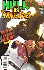 Hulk vs Hercules: When Titans Collide (One Shot / Avengers / 2008 / NM)