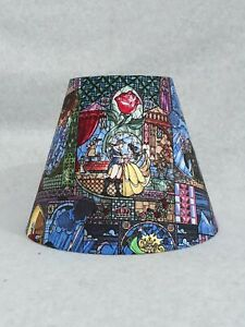 Beauty And The Beast Lamp Shade