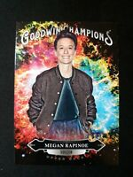 D61 2020 Goodwin Champions Base - Splash of Color #149 Megan Rapinoe