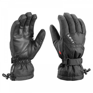 LEKI SCORE S, Innenhand Leder, Handschuhe, Comfort, Trigger S, Ski, Schi!