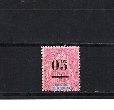 Madagascar  colonie Francais  de 1902  05 sur 50c  rose num: 48  obl