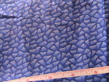 SNAKESKIN like ROYAL BLU-Cranston VIP quality 100% cotton sew fabric FAT QUARTER
