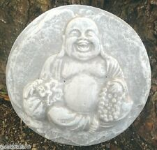 "Buddha eyes plastic mold concrete plaster mould 12.5/"" x 7/"" x 1.5/"" thick"